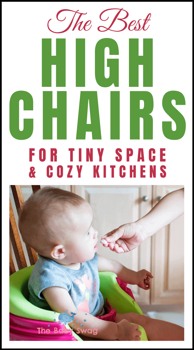The Best High Chairs for Tiny Space & Cozy Kitchens