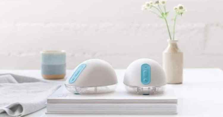 The Most Compact Breast Pump
