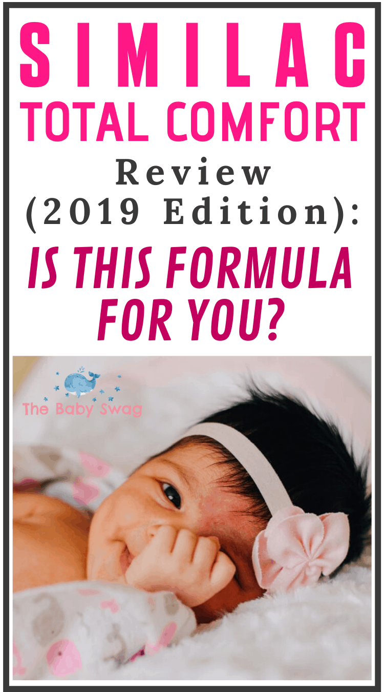 Similac Total Comfort Review (2019 Edition): Is This Formula for You?