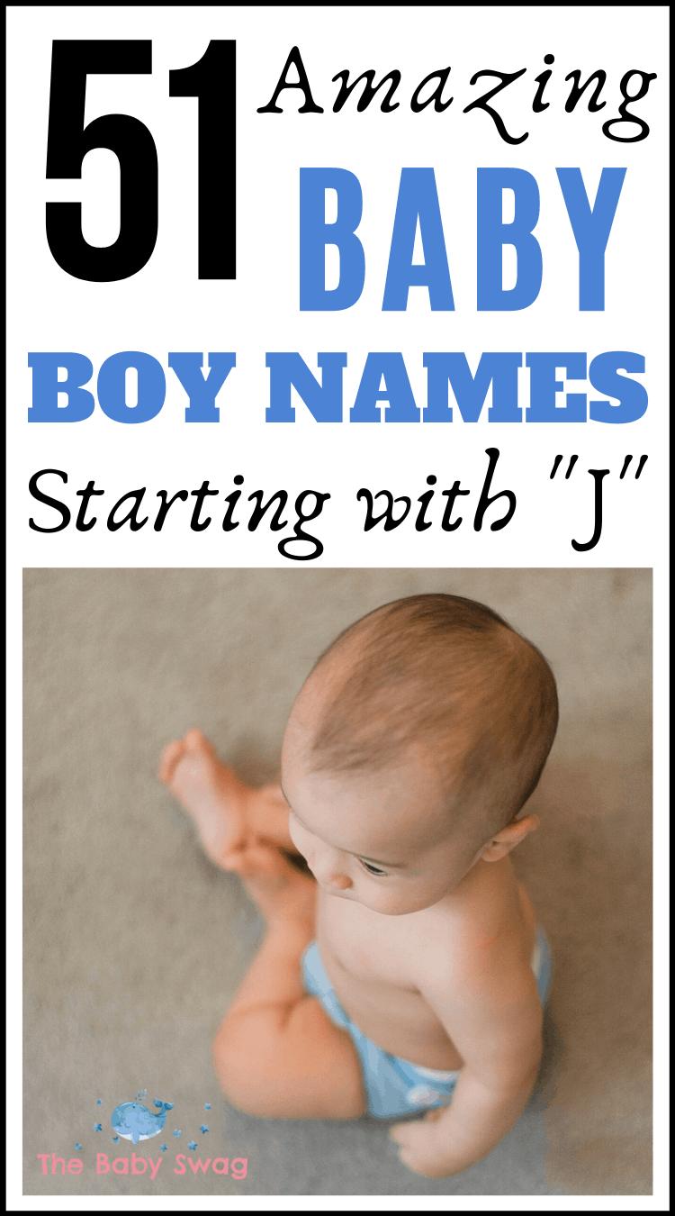 Boy Names That Start With J : names, start, Amazing, Names, Starting, Start