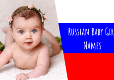 Russian Baby Girl Names