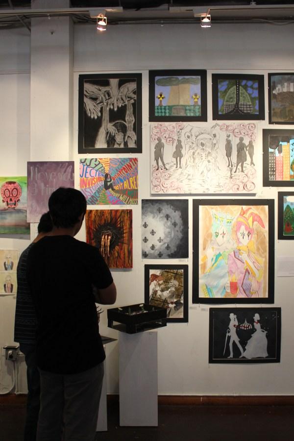 Art Show Bacc Rag