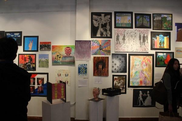 Bsge Seniors Display Work Ib Art Exhibition Bacc Rag