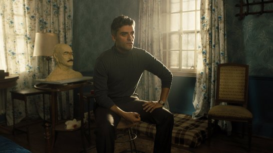 Oscar Isaac stars as Peter Malkin in OPERATION FINALE, written by Matthew Orton and directed by Chris Weitz, a Metro Goldwyn Mayer Pictures film. Credit: Metro Goldwyn Mayer Pictures © 2018 Metro-Goldwyn-Mayer Pictures Inc. All Rights Reserved.