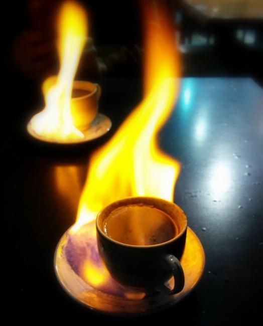 Putting the x in espresso