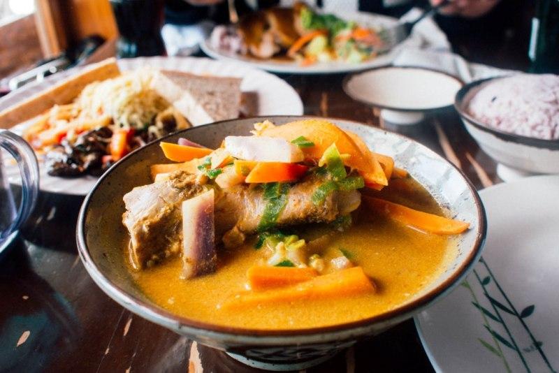 Sagada Food Trip