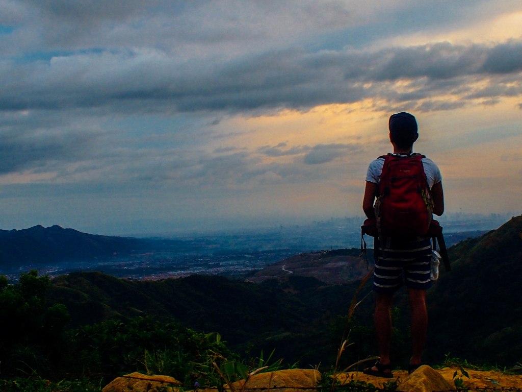 Mt. Balagbag Itinerary