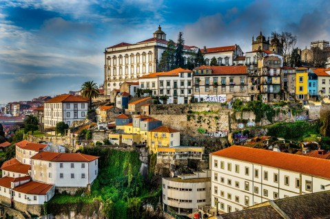 Bring Your Walking Shoes for Porto, Portugal