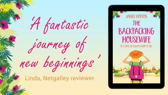 The Backpacking Housewife by Janice Horton