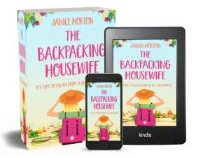 The Backpacking Housewife Book 1