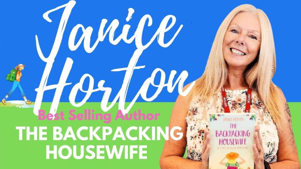 Janice Horton The Backpacking Housewife Interview
