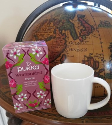 Womankind tea The backpacking housewife