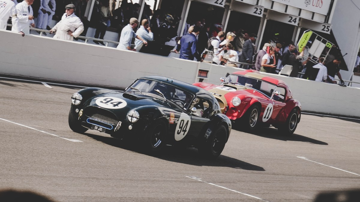 Goodwood Revival - An Unexpected Invite