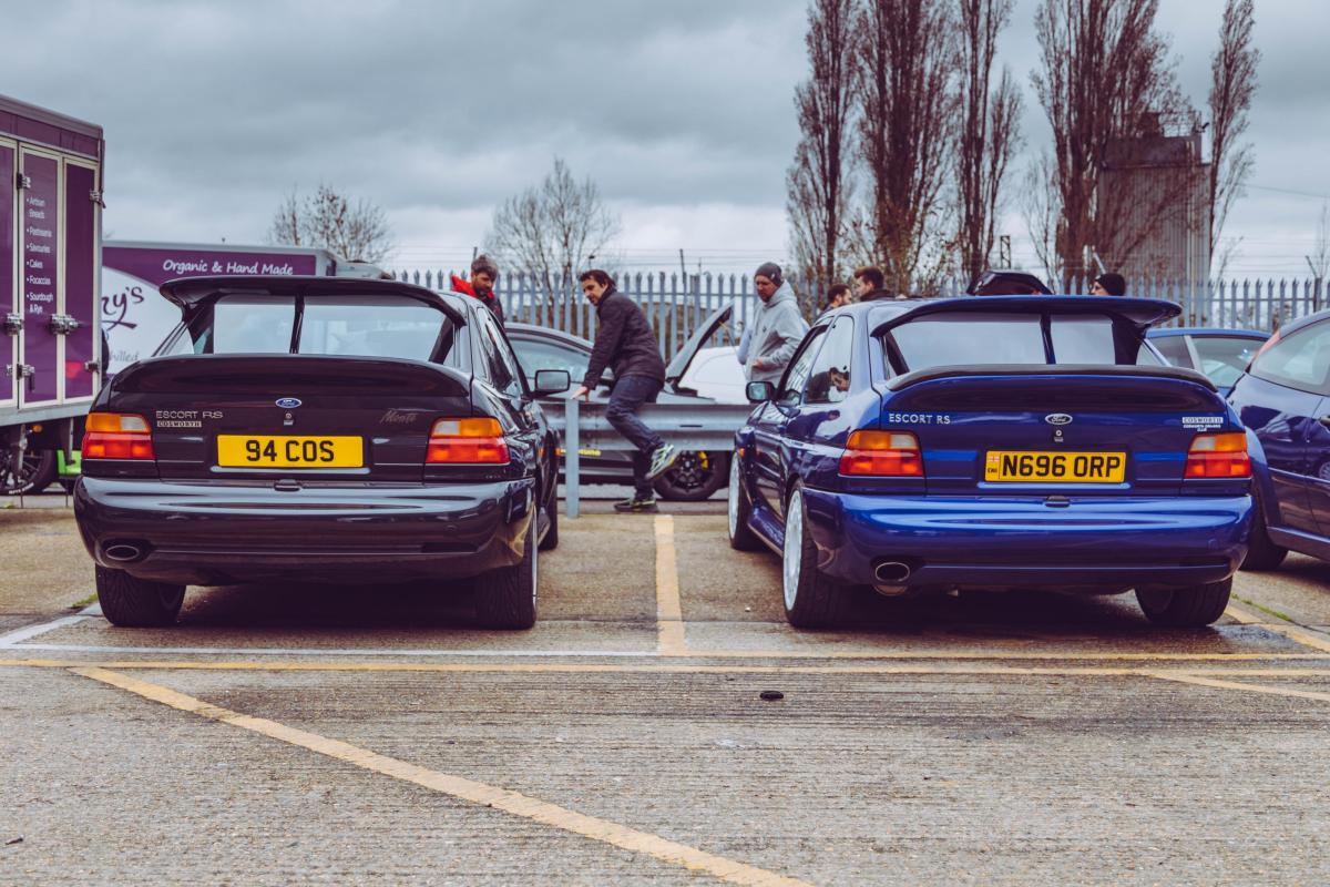 Cars & Coffee At Mountune Ford Event
