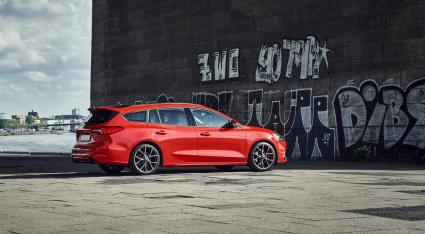 The new Focus ST Wagon Estate