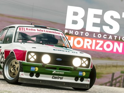 best locations for pictures in forza