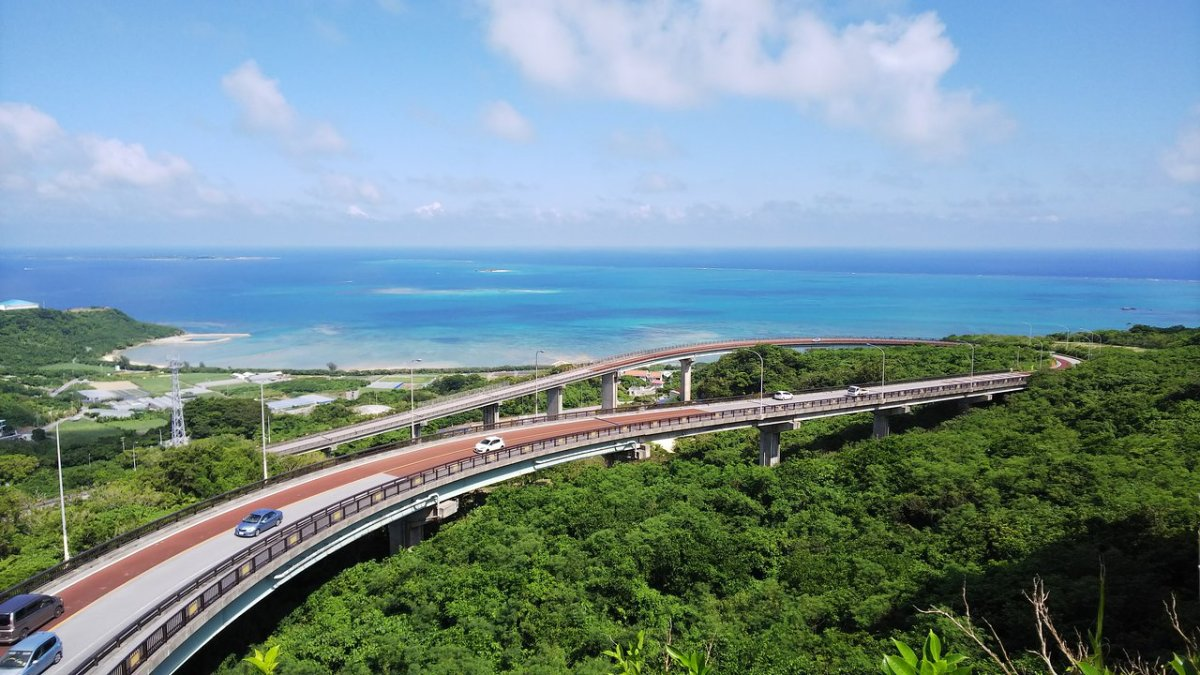 Test Drive Unlimited 3 Location - Okinawa, Japan?