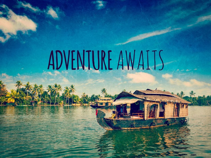 Travel background wallpaper