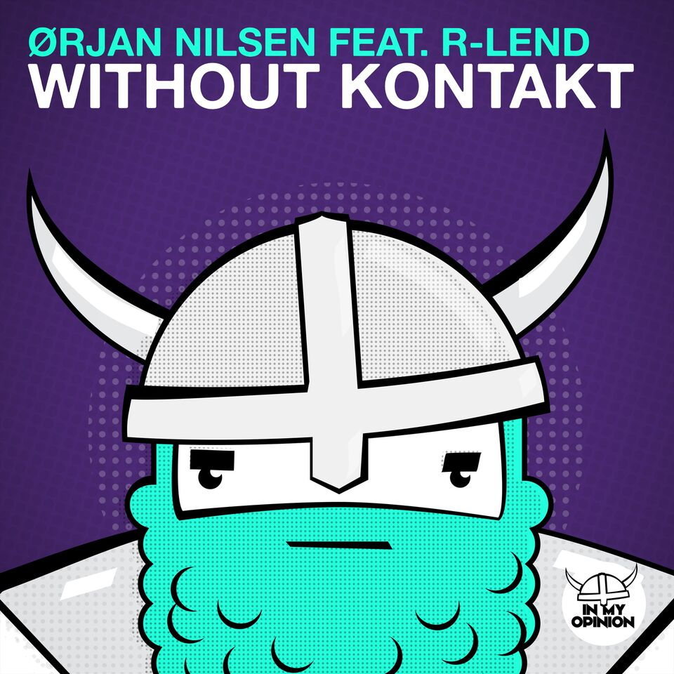ØRJAN NILSEN TEAMS WITH LONG-TIME FRIEND AND FELLOW NORTHENER R-LEND FOR NEW SINGLE: 'WITHOUT KONTAKT' ile ilgili görsel sonucu