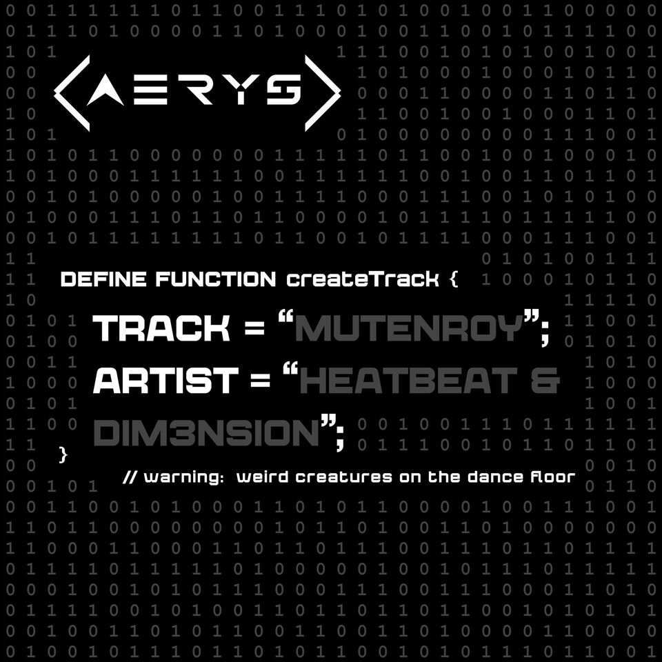 Thebackstageaccess tba page 79 sporting thrilling builds and foreboding atmospheres heatbeat and dim3nsions mutenroy rises to make its mark on aerys armed with mesmeric arpeggios and malvernweather Image collections