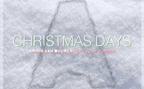 ARMIN VAN BUUREN FIRST DJ TO RELASE A CHRISTMAS CAROL