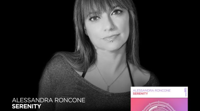 ALESSANDRA RONCONE EXCLUSIVE INTERVIEW + 'SERENITY' IS OUT NOW!!