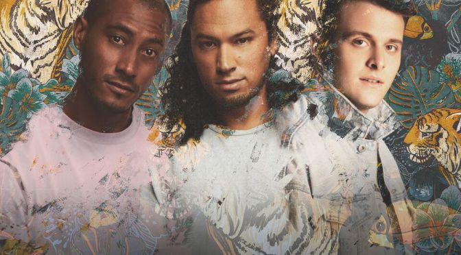SUNNERY JAMES & RYAN MARCIANO PARTNER UP WITH BRAZILIAN STAR BRUNO MARTINI FOR 'SAVAGES' (FEAT. MAYRA)'