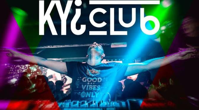 TRANCE HURRICANE STRIKES KYI CLUB IN ITALY!