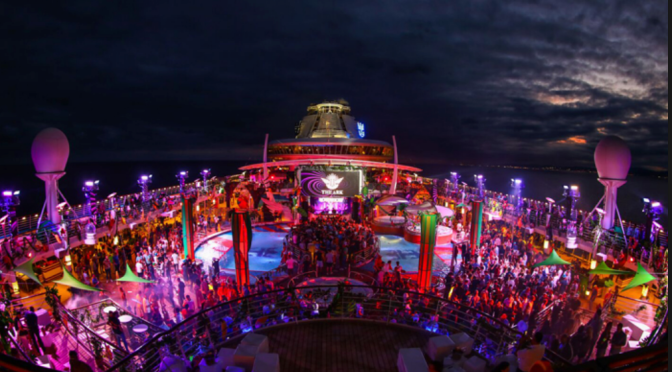 THE ARK CRUISE BECOMES FIRST CRUISE FESTIVAL TO ACCEPT CRYPTOCURRENCY