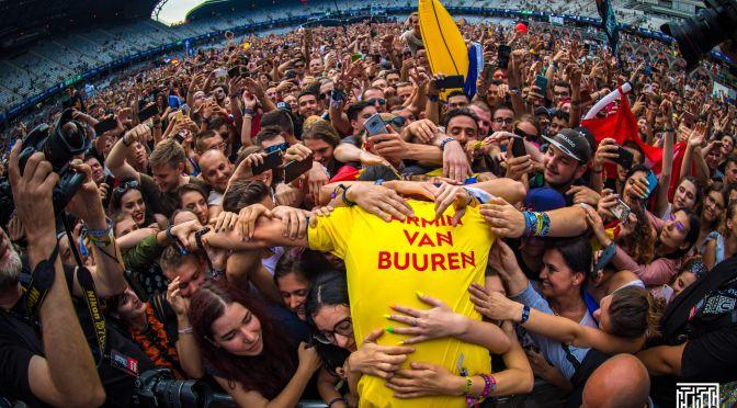 DJ Armin van Buuren puts 7-hour Untold Festival set Live on Youtube