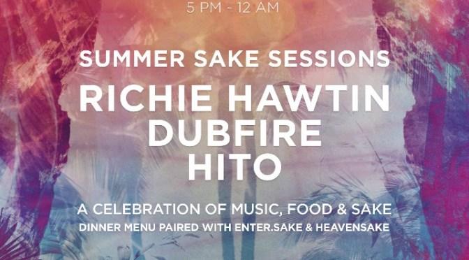 ENTER.SAKE & HEAVENSAKE PRESENT A CELEBRATION OF MUSIC, FOOD & SAKE AT IBIZA'S DESTINO.