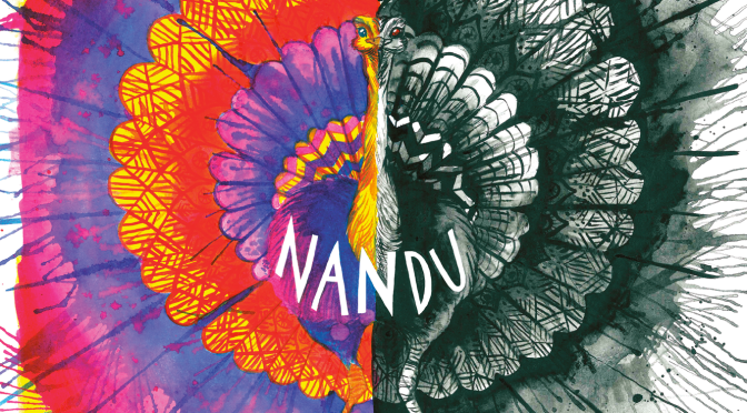 EXPLORING THE CONCEPT AND DEPTHS OF DUALITY, DANISH ARTIST NANDU PRESENTS NEW 8-TRACK ALBUM
