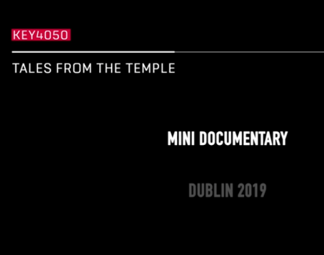 Tales From The Temple mini documentary