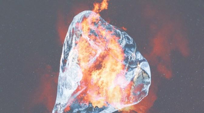 CHRISTIAN BURNS –  FIRE + ICE