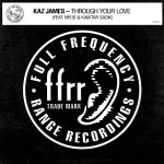 INTERNATIONAL DJ PRODUCER KAZ JAMES RELEASES 'THROUGH YOUR LOVE'