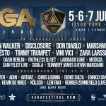 SAGA FESTIVAL REVEALS STELLAR LINE UP aADDITIONS FOLLOWING sSTAR-STUDDED LAUNCH PARTY IN ROMANIA