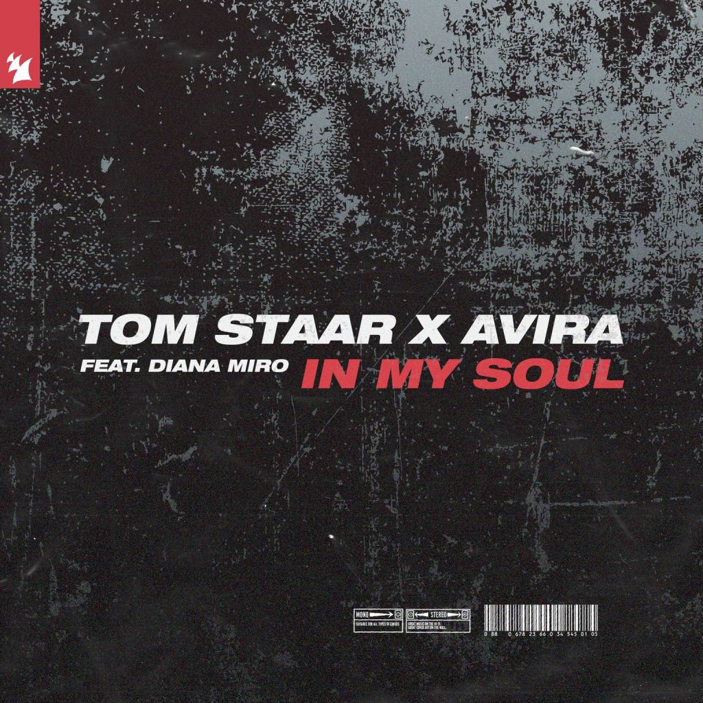 TOM STAAR x AVIRA feat. DIANA MIRO – IN MY SOUL – The Backstage Access