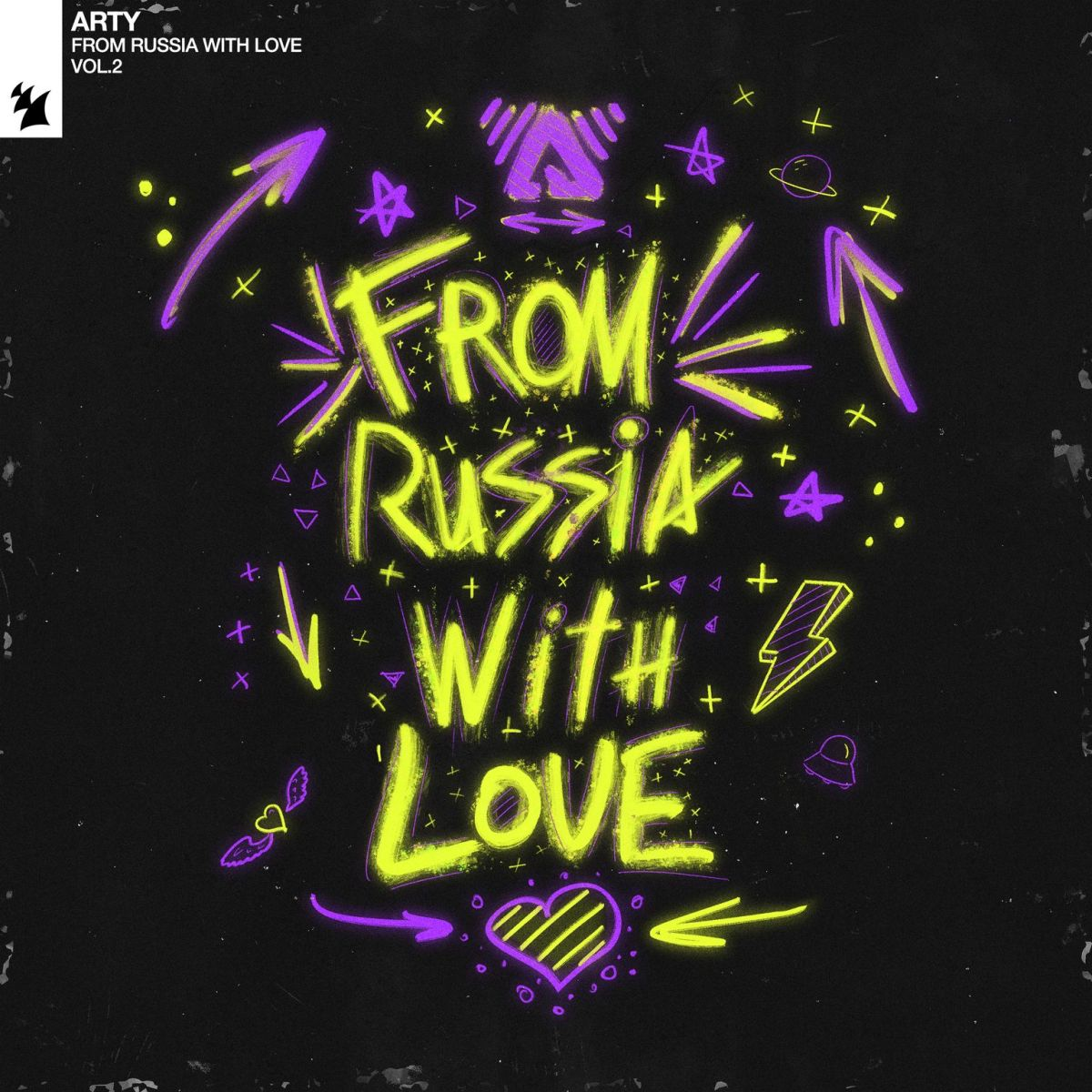 ARTY RELEASES SECOND VOLUME OF 'FROM RUSSIA WITH LOVE' – The ...