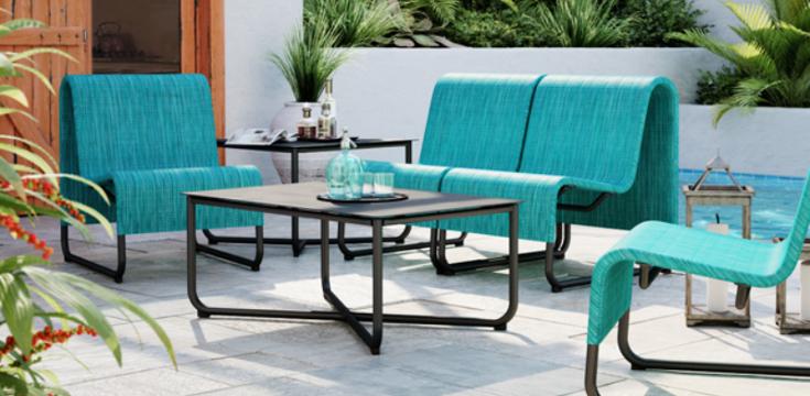 homecrest infiniti patio furniture