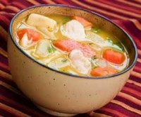 Hearty Chicken Noodle Soup