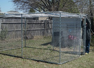 """New Chicken Coop and Pen on the """"Cheep"""" – Step 1"""