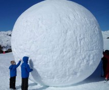 Roll Hugest Snowball - Essential