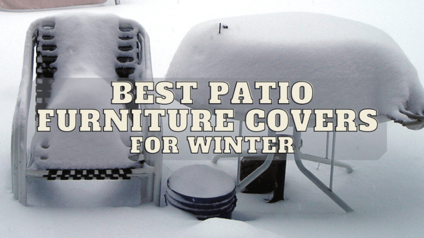 best winter patio furniture covers