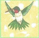 Hummingbird Art and Logo by Pat Hayes logo for hummin' bird farms, Hotchkiss colorado pat and jeanne Hayes Hotchkiss Colorado