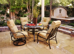 alu mont outdoor furniture spas