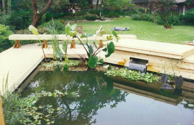 Pond Supplies Texas