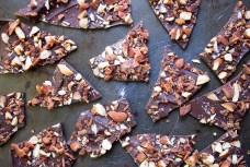 Chocolate bacon bark by The Bacon Princess