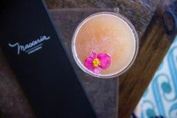 Cocktail at Masseria in Washington, D.C.
