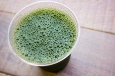 Green Juice at Beefsteak Vegetables in Washington, D.C.