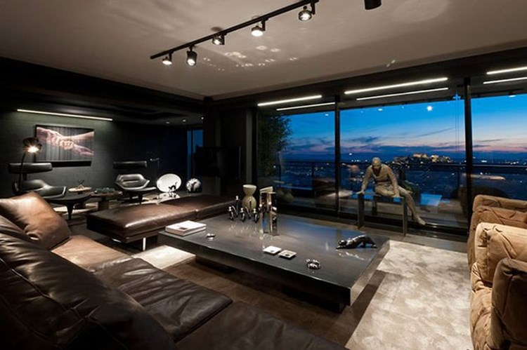 Badchix Bachelor Pad Design Ideas 21